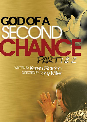 God of A Second Chance DVD I & II