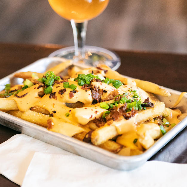 Loaded Natural Cut Fries