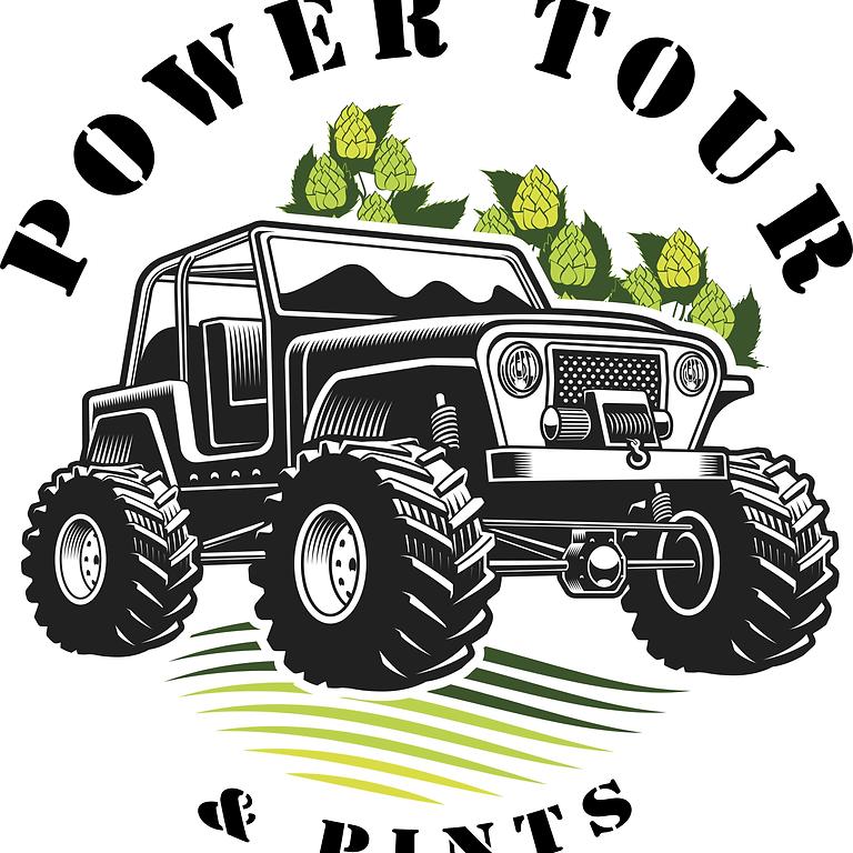 Power Tour & Pints Show