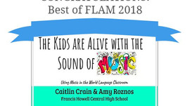 Best of FLAM goes to...