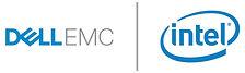 DellEMC & Intel Logo