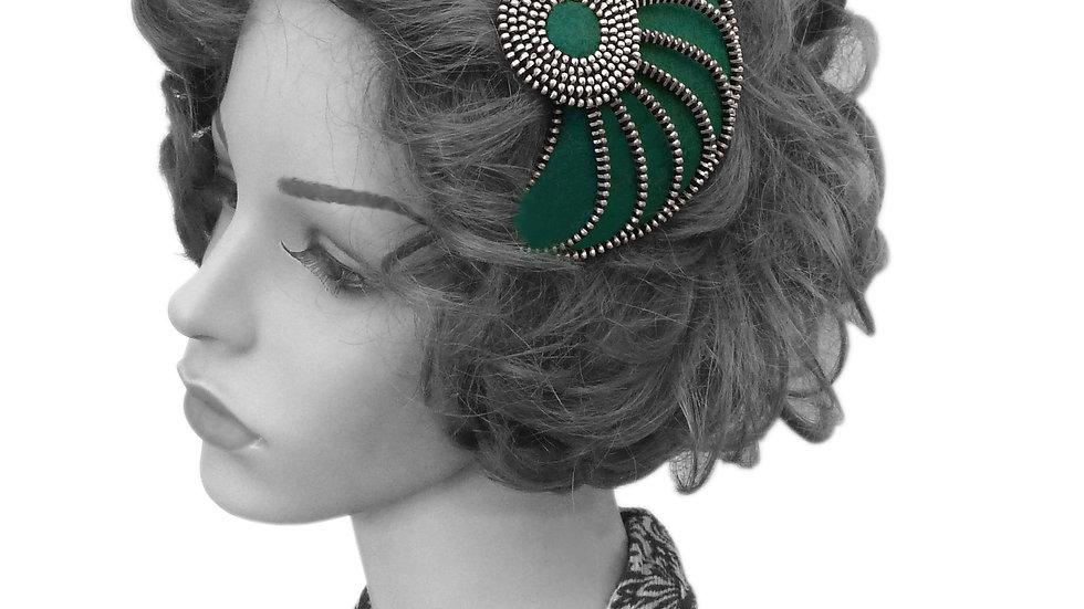 'Twenties' Fascinator by Rosie French