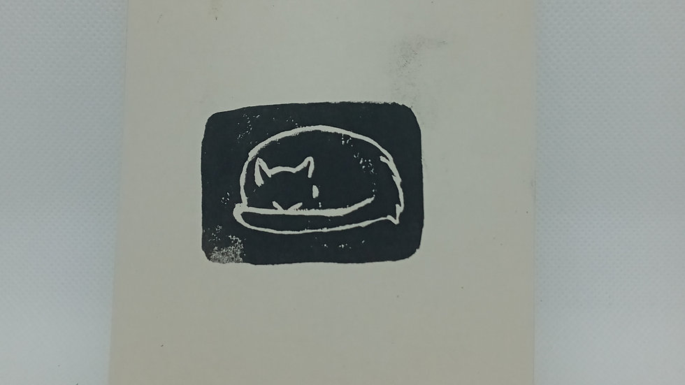 'Cat Nap' Patch by The SeaCat