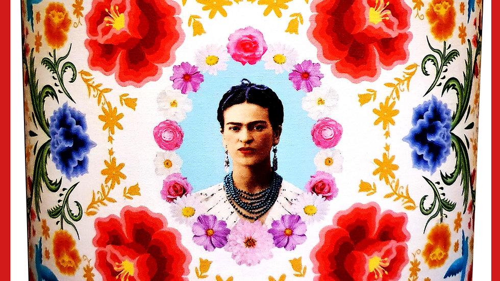 'Frida Kahlo Lightshade' by Viva Los Muertos