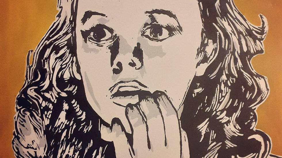 'Dotty' by Shelley Dyer-Gibbins
