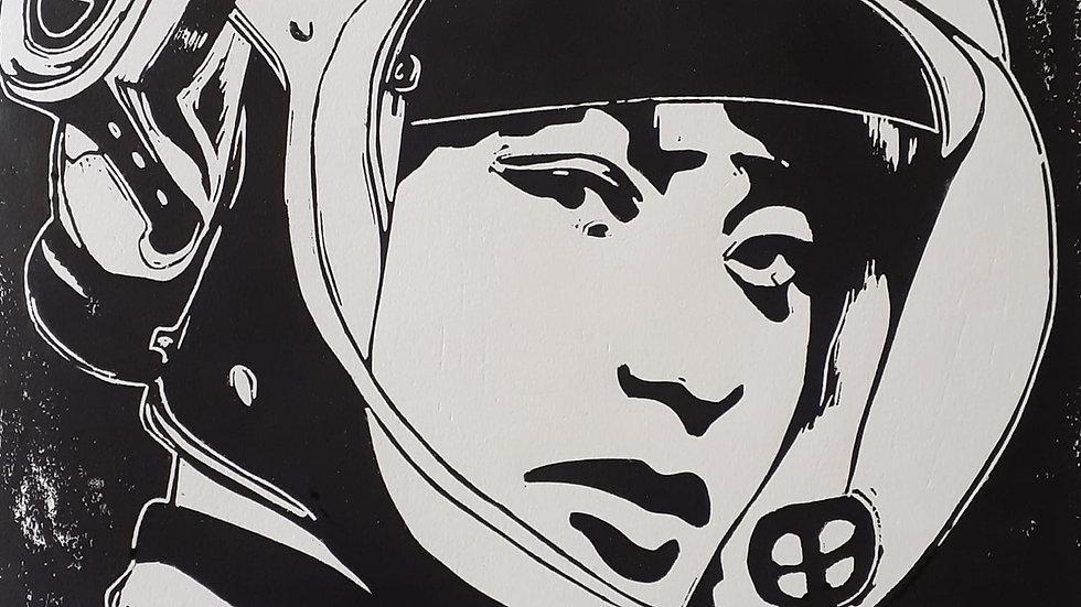 'Odyssey Mono' by Shelley Dyer-Gibbins