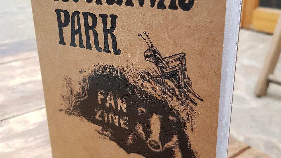 Rockaway Park Zine