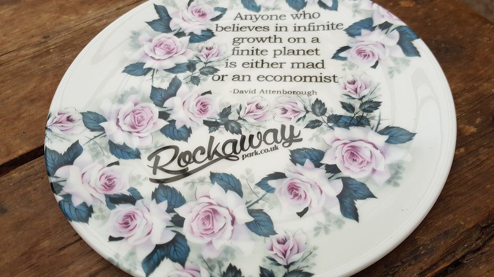 Rockaway Plate (Anyone... Roses)