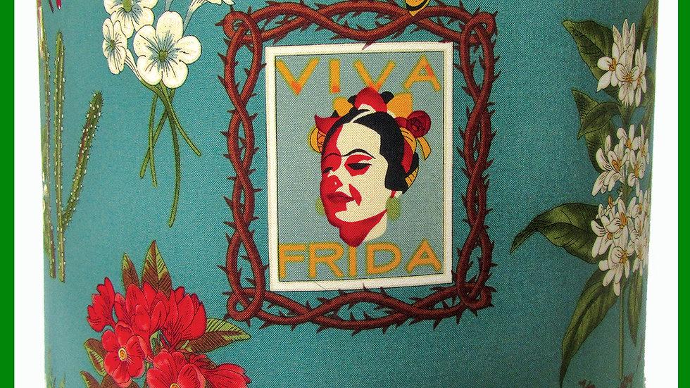 'Viva Frida Ceiling Lightshade' by Viva Los Muertos
