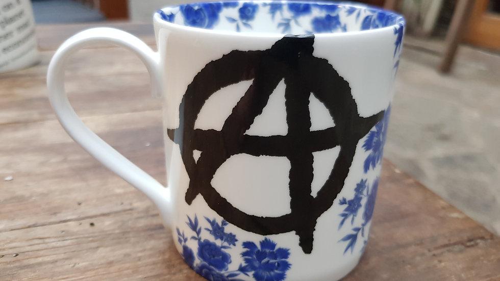 Rockaway Mug (Anarchy/Blue)