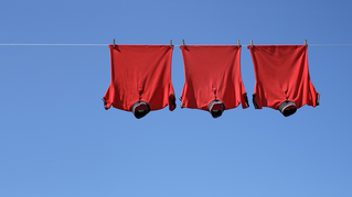Clothing deductions hung out to dry