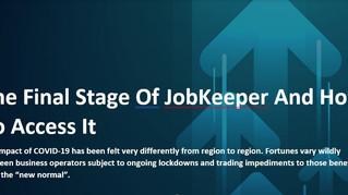 Jobkeeper Final Stage