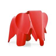 banco elefante eames vermelho