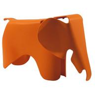 banco elefante eames laranja