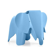 banco elefante eames azul