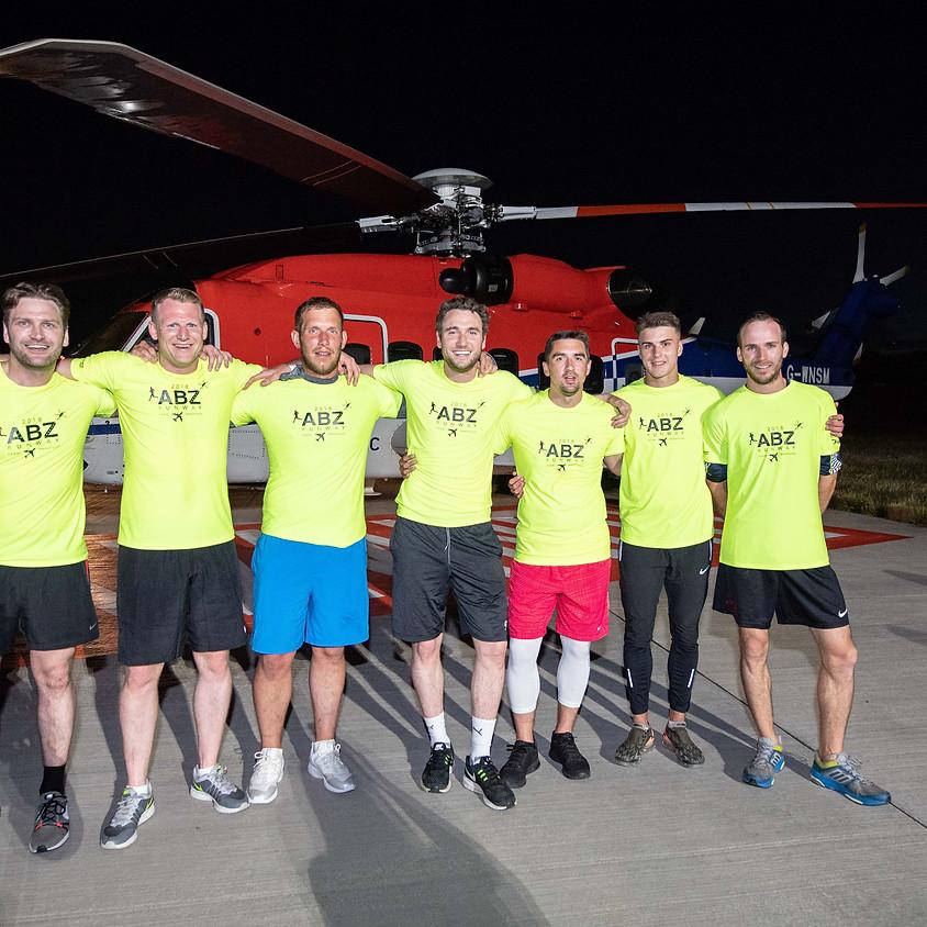 Inverurie locos Team Marathon Team