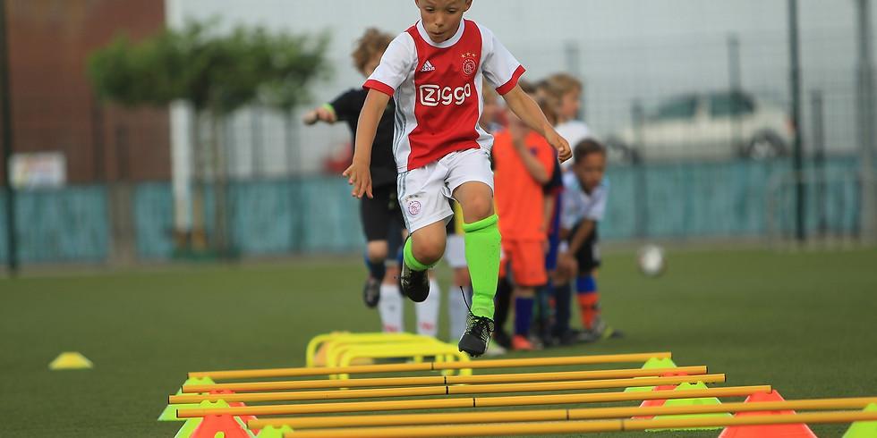 Under 10's (Year 5) Football development