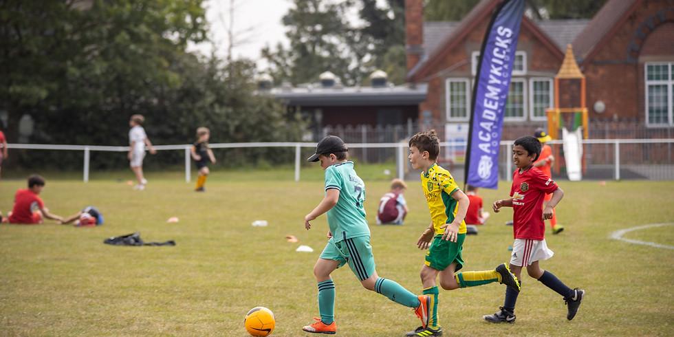 Summer Football Camp II