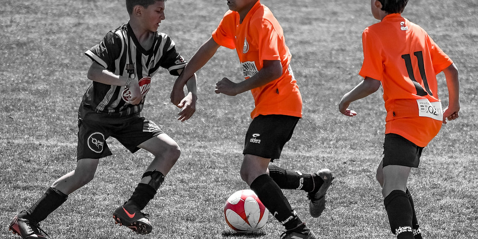 Under 5's and Under 6's (4 sessions)