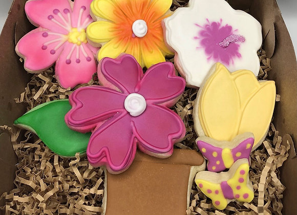 Mother's Day Cookie 9 Cookie Set