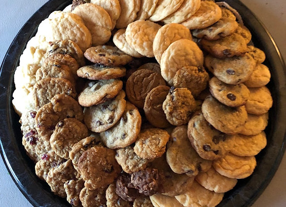 Variety Cookie Tray - Large
