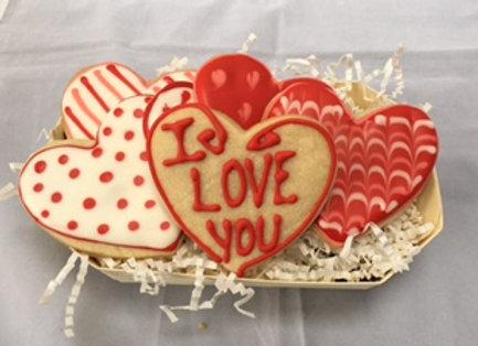 I LOVE YOU Basket