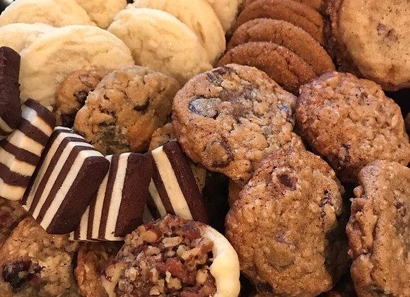 Variety Cookie Tray - Medium