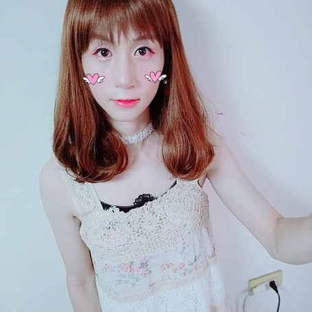 03 Floral sweet off-white shell dress photo set 30 pics