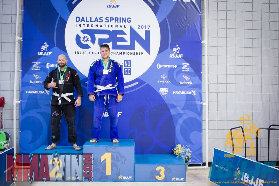 Results from IBJJF Dallas OPEN this past weekend ALL