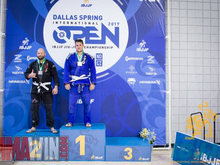 Results from IBJJF Dallas OPEN this past weekend ALL AMERICAN MMA and BJJ racked #6 in NOGI and #20