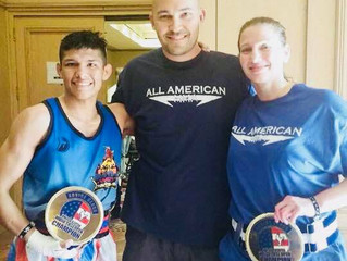 All American MMA goes to the 2018 US Muay Thai Open WEST Championships!! And many more accomplishmen