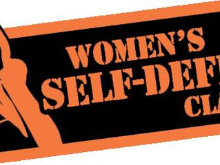Women's Free Self Defense Seminar- May 6th, 2017 at All American MMA in Keller, TX