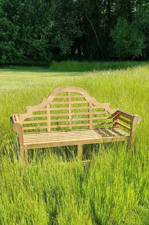 Curved Lutyens bench, Top Quality