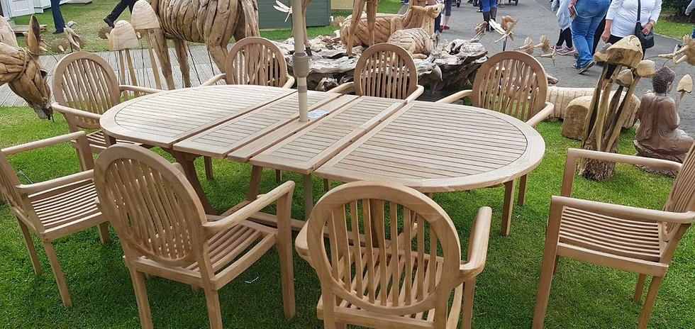 Oval tabe with stacking chairs.jpg