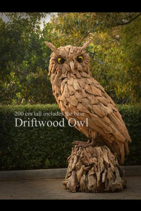 Owl Sculpture, Top Quality