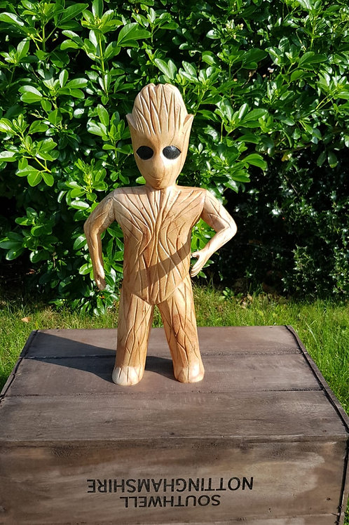 Groot carvings, large, Top Quality