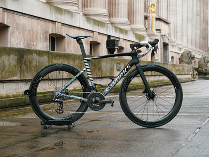 A Limited Edition Tarmac SL7