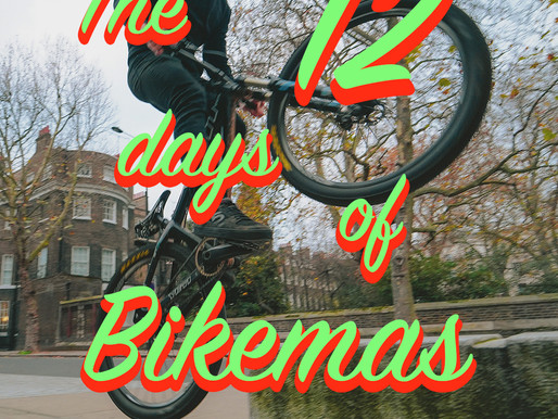 The 12 Days of Bikemas