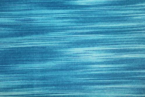 Cosmic Blue Half Body Pillow