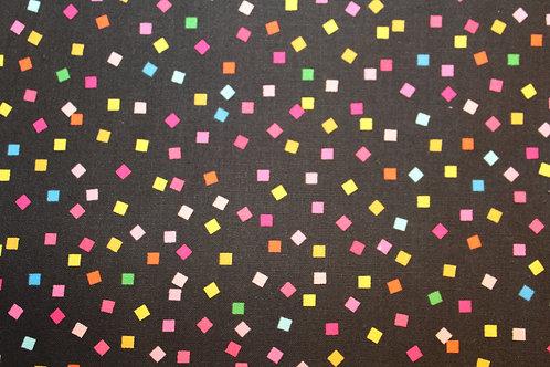 Sprinkled Confetti Children's Body Pillow