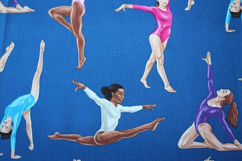 Gymnastics Neck Wrap