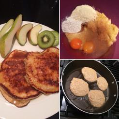 My 2s pancakes