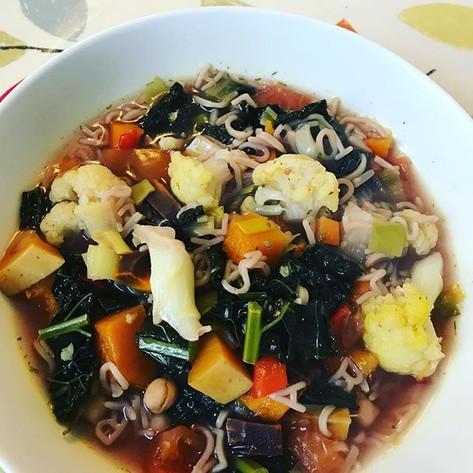 Super nutritious super soup