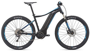 Hardtail E-bike