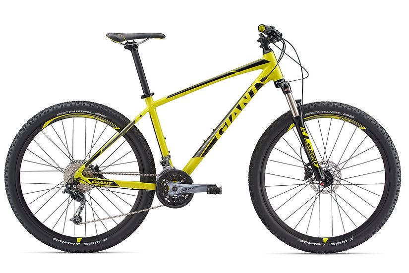 Rent a Hardtail mountainbike