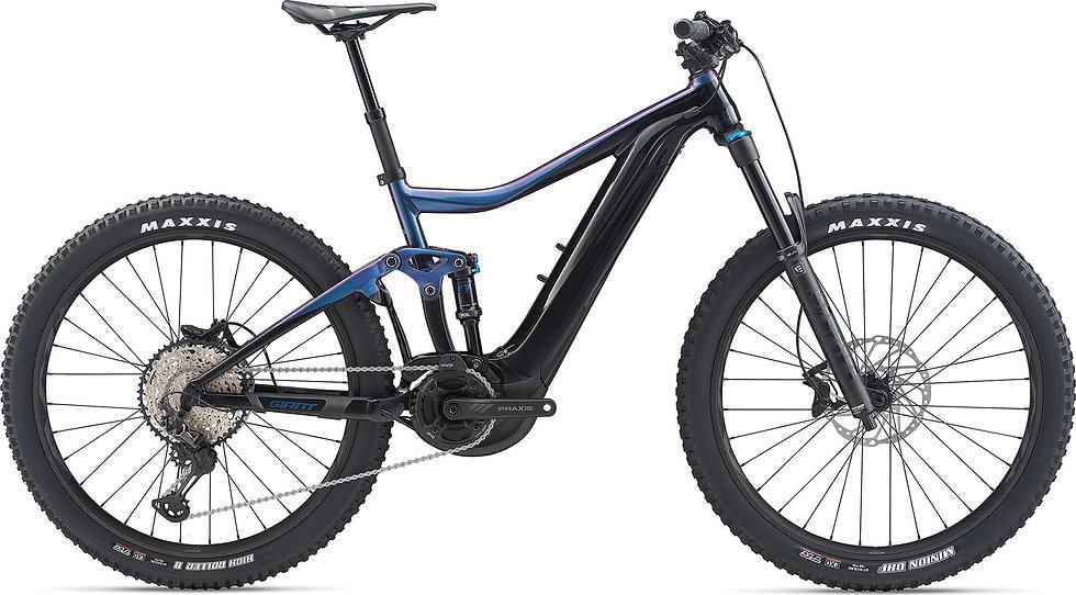 Rent a Full suspension E-bike