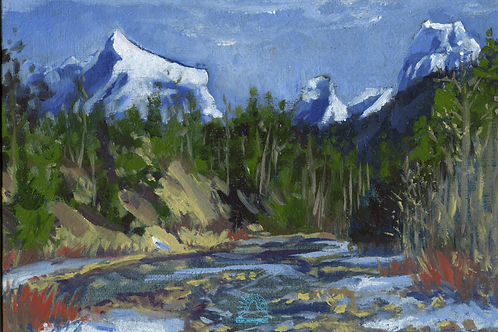 Glacier Beyond Blankenship