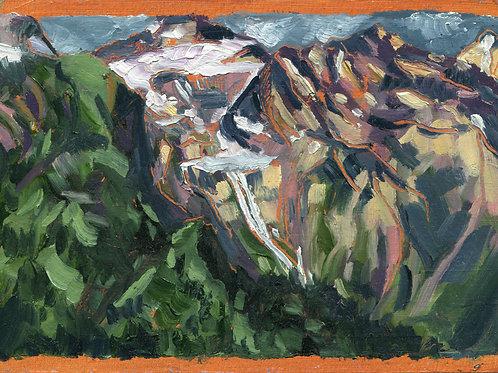 Mount Liebig