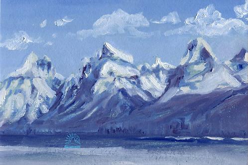 Lake McDonald, Winter 21
