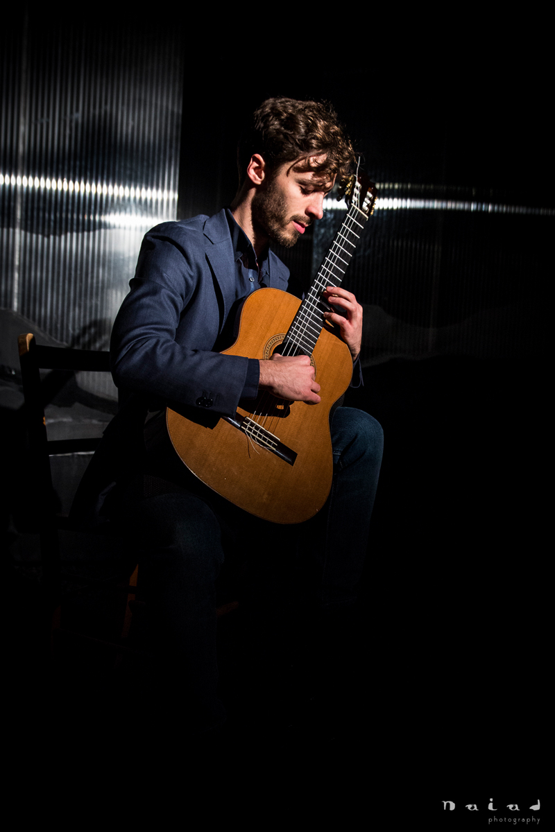 EVNB-guitarist